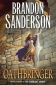 Brandon Sanderson - Oathbringer artwork