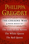 Philippa Gregorys The Cousins War 3-Book Boxed Set