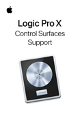 Logic Pro X Control Surfaces Support