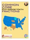 Common Core 5rd Grade Math - Fractions