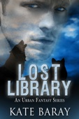 Kate Baray - Lost Library  artwork