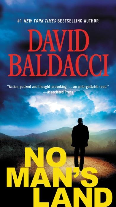 No Mans Land David Baldacci Book