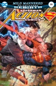 Action Comics (2016-) #974 - Dan Jurgens, Patch Zircher & Stephen Segovia Cover Art