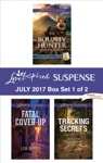 Harlequin Love Inspired Suspense July 2017 - Box Set 1 Of 2