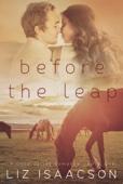 Liz Isaacson - Before the Leap  artwork