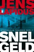 Jens Lapidus - Snel geld kunstwerk