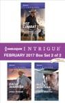 Harlequin Intrigue February 2017 - Box Set 2 Of 2