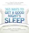 365 Ways To Get A Good Nights Sleep