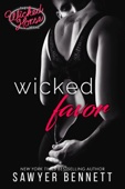 Sawyer Bennett - Wicked Favor  artwork