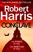 Robert Harris - Conclave artwork