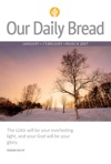 Our Daily Bread - JanuaryFebruaryMarch 2017