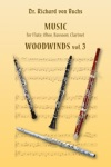Music For Flute Oboe Bassoon Clarinet Woodwinds Vol 3