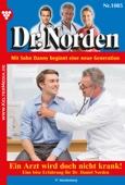 Patricia Vandenberg - Dr. Norden 1085 - Arztroman Grafik