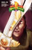 Mighty Morphin Power Rangers #12 - Kyle Higgins & Hendry Prasetya Cover Art