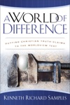A World Of Difference Reasons To Believe