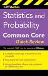 CliffsNotes Statistics And Probability Common Core Quick Review