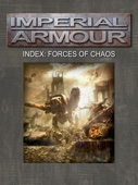 Imperial Armour Index: Forces of Chaos - Games Workshop Cover Art