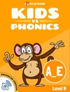 Learn Phonics A_E - Kids Vs Phonics Enhanced Version