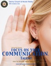Focus On Your Communication Talent