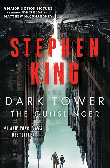The Dark Tower I Stephen King Book