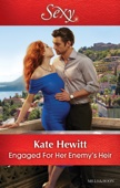 Kate Hewitt - Engaged For Her Enemy's Heir artwork