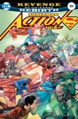 Action Comics (2016-) #984 - Dan Jurgens & Patch Zircher Cover Art