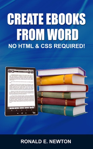 Create eBooks from Word No HTML  CSS Required