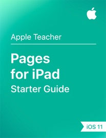 PAGES FOR IPAD STARTER GUIDE IOS 11