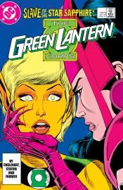GREEN LANTERN CORPS (1986-) #213