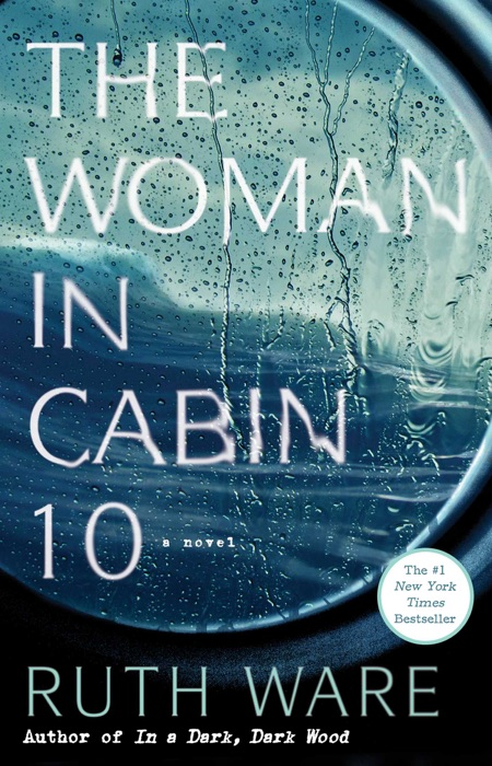 The Woman in Cabin 10 Ruth Ware Book
