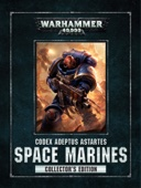 Codex: Space Marines Collector's Edition - Games Workshop Cover Art