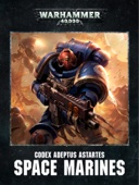 Codex: Space Marines Enhanced Edition - Games Workshop Cover Art