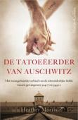 Heather Morris - De tatoeëerder van Auschwitz kunstwerk