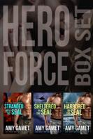 Amy Gamet - Hero Force Box Set artwork