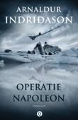 Arnaldur Indriðason - Operatie Napoleon kunstwerk