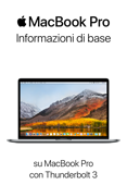 Informazioni di base su MacBook Pro