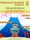 NIHONGO Starter A1 Lesson 05