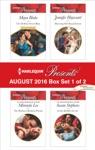 Harlequin Presents August 2016 - Box Set 1 Of 2
