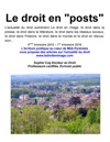 Le Droit En Posts