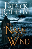 The Name of the Wind - Patrick Rothfuss Cover Art