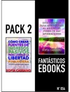 PACK 2 FANTSTICOS EBOOKS N 054
