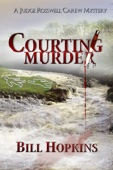 Bill Hopkins - Courting Murder  artwork