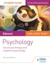 Edexcel Psychology Student Guide 1 Social Psychology And Cognitive Psychology