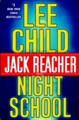 Night School - Lee Child Cover Art