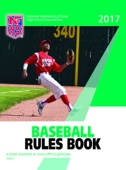 Similar eBook: 2017 NFHS Baseball Rules Book
