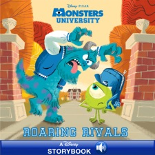 Disney book groupmonsters university roaring rivals ibooks monsters university roaring rivals voltagebd Gallery