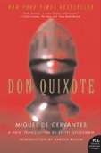 Miguel de Cervantes Saavedra & Edith Grossman - Don Quixote  artwork