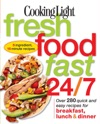 Cooking Light Fresh Food Fast 247