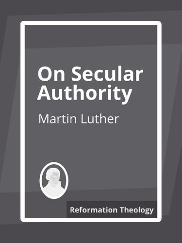 On Secular Authority