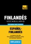 Vocabulario Espaol-finlands - 3000 Palabras Ms Usadas